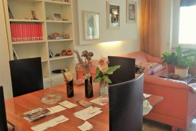 Sanremo vendita appartamento centro foce