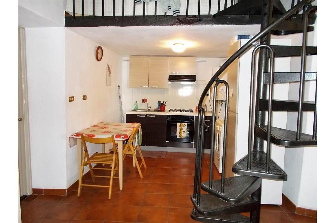 Sanremo vendita caratteristico appartamento ristrutturato nella città vecchia