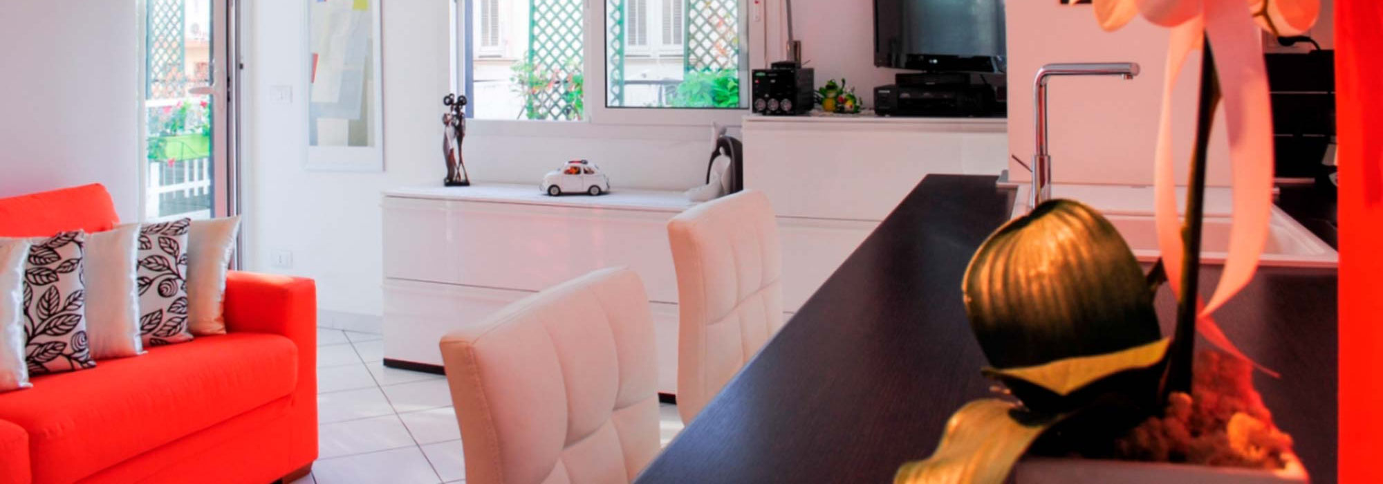 Sanremo vendita splendido appartamento con terrazza.