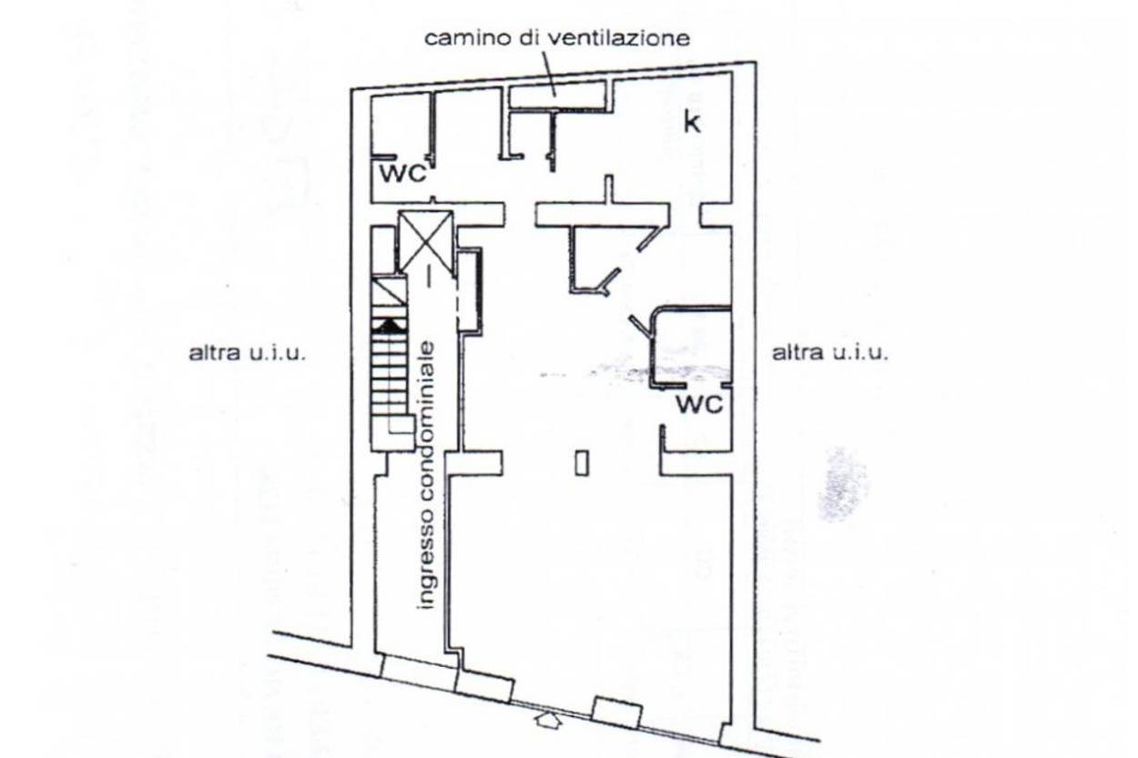 Sanremo: Centro vicinanze Casino', vendesi muri Ristorante con affitto in corso