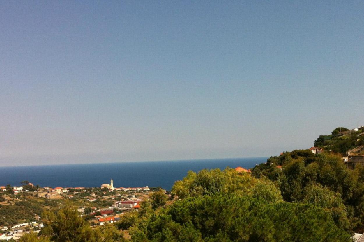 Sanremo Zona Poggio Casa bifamiliare di 210 mq con vista mare