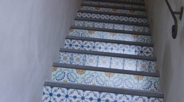 scala ingresso casa